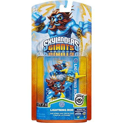 Skylanders Giants - Single Character - Lightning Rod