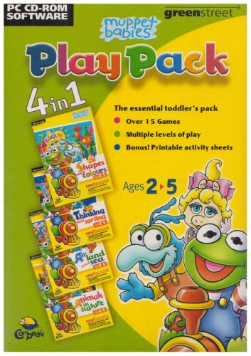 Greenstreet Muppets Babies Play Pack (PC)
