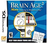 Dr Kawashima Brain Age 2 Training Game DS