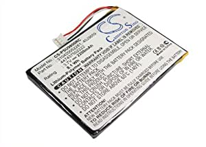 Replacement battery for Philips Pronto TSU-9800, RC9800I/17, Multimedia Control Panel RC9800I