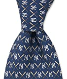 MLB New York Yankees Boys Youth Tie, Navy