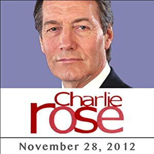 Charlie Rose: Marion Cotillard, Andrew Solomon, Eugene Jarecki, Patricia J. Williams, and Michelle Alexander, November 28, 2012 Radio/TV Program