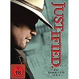 Justified - Die komplette Serie 18 Discs