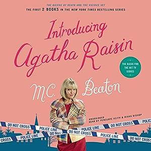 Introducing Agatha Raisin Audiobook