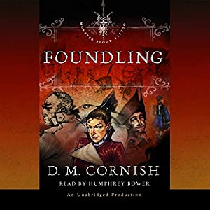 Foundling Audiobook