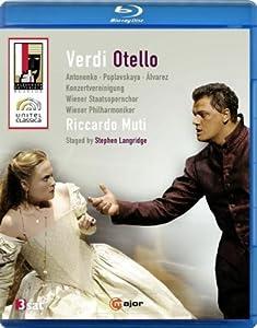 Giuseppe Verdi - Otello Salzburg Festival 2008 Blu-ray 2010 Ntsc by C major
