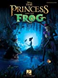 VARIOUS The Princess And The Frog Movie Music Pvg Book