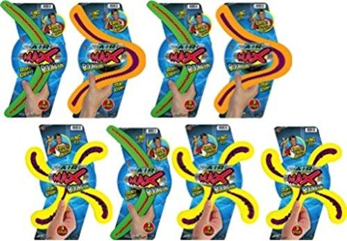 Ja-Ru Air Max Boomerang Party Favor Bundle Pack