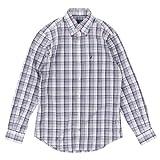 Nautica Men's Long-Sleeve Plaid Button Down Shirt