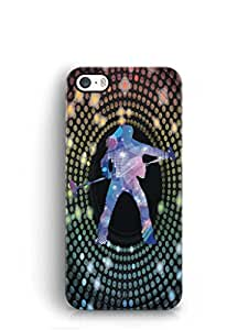 YuBingo Rock star Mobile Case Back Cover for Apple iPhone 5