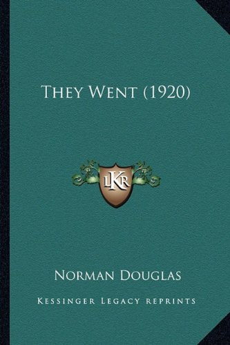 They Went (1920) They Went (1920)