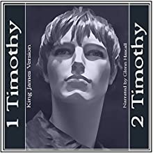 Timothy 1 and 2 (       UNABRIDGED) by King James Bible Narrated by Glenn Hascall