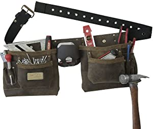 craftsman 9 40522 pro leather nail and tool apron