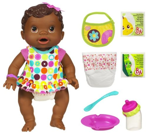 NEW Baby Alive Changing Time - African American Doll | eBay