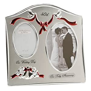 Wedding Anniversary Gift Photo Frame