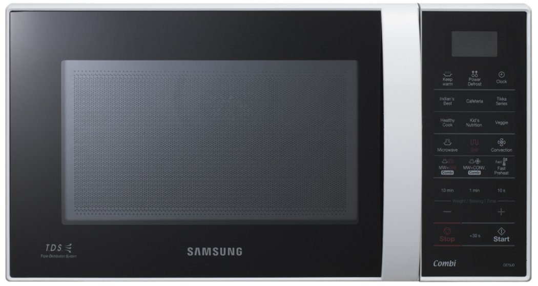 Samsung CE73JD/XTL 21-Litre Convection Microwave Oven