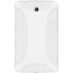 Amzer 96082 Silicone Skin Jelly Case - Solid White for Samsung Galaxy Tab 3 211 SM-T2110, Samsung Galaxy Tab 3 7.0 GT-P3200, Samsung Galaxy Tab 3 7.0 GT-P3210