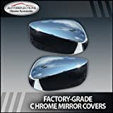 2007-2012 Honda Accord 4 door Chrome Mirror Covers