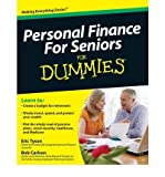 img - for Personal Finance For Seniors For Dummies book / textbook / text book