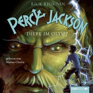 Diebe im Olymp (Percy Jackson 1) Audiobook
