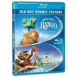 Rango / Yogi Bear [Blu-ray]