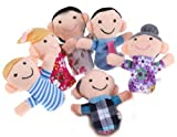 Family Finger Puppets - People Includ...