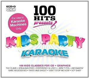 Karaoke: 100 Hits Presents Kids Party