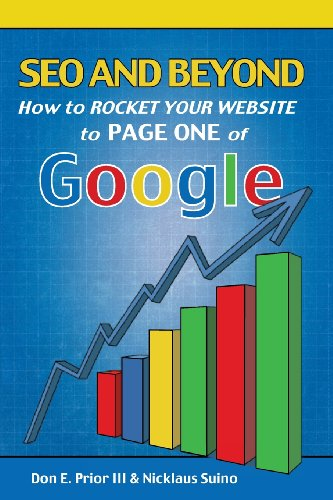 How To Rocket Your Website To Page One Of Google!