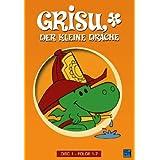 """Grisu - Der kleine Drache 1 - Folgen 01-07von """"Arnold Marquis"""""""