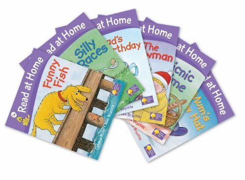 Read at Home: Level 1: Pack of 6