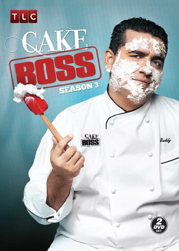 Cake Boss: Season 3 [DVD] [Region 1] [US Import] [NTSC]
