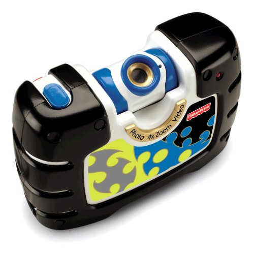 Fisher-Price Kid-Tough See Yourself Camera - Black