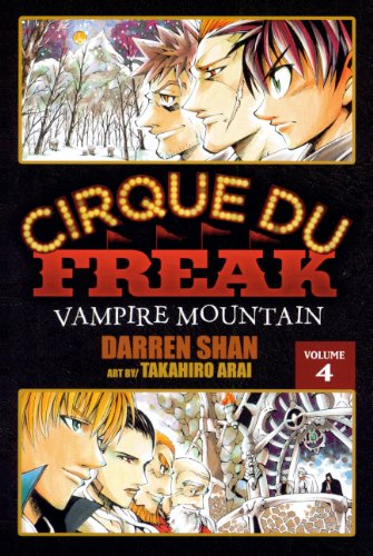 Cirque Du Freak, Volume 4: Vampire Mountain