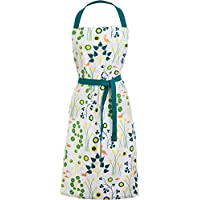 Apron with matching bonus napkins