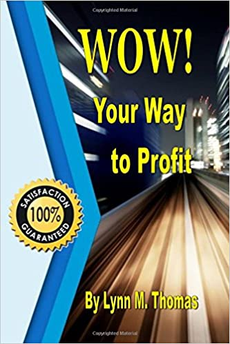 WOW! Your Way to Profit front cover image