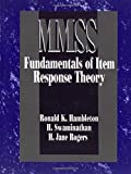 img - for Fundamentals of Item Response Theory (Measurement Methods for the Social Science) by Hambleton, Ronald K. (1991) Paperback book / textbook / text book