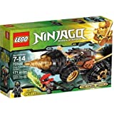 Lego Ninjago 70502 Coles Earth Driller Final Battle Cole Included NEW In Box!!