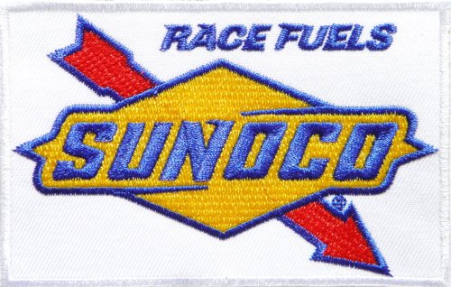 sunoco-race-fuels-motor-oil-car-motorcycles-racing-biker-logo-jacket-patch-sew-iron-on-embroidered-s