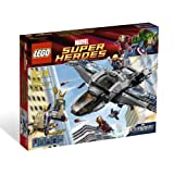 Quinjet Aerial Battle Marvel's Avengers Set 6869