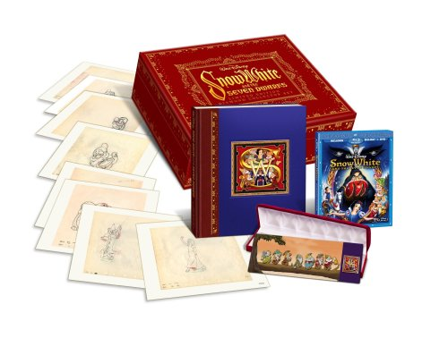 Snow White And The Seven Dwarfs: Limited Edition Collector's Set