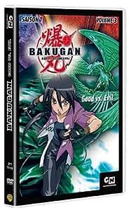 Bakugan battle brawlers saison 1 volume 3 francia dvd - Bakugan saison 4 ...