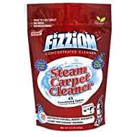 Fizzion Steam Carpet Cleaner Tablets