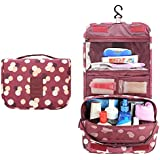 V-noah Waterproof Cosmetic Makeup Bag Case Travel Toiletry Pouch Wash Bag Organizer