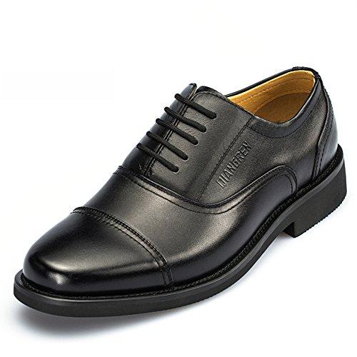 scarpe in pizzo/Scarpa che respira business/ indossare scarpe-A Lunghezza piede=24.8CM(9.8Inch)