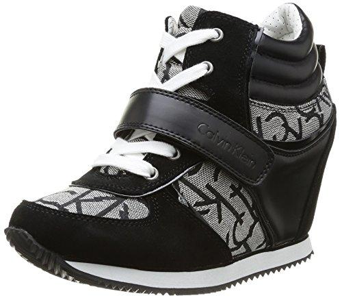 Calvin Klein Jeans - Viridiana Sneaker Donna, colore grigio (grb), taglia 41