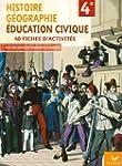 Histoire-G�ographie, Education civiqu...