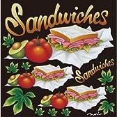 デコレーションシール スタンダード サンドイッチMN1