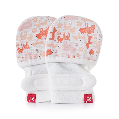 Goumimitts Baby Girls Forest friends (Poppy) - M/L