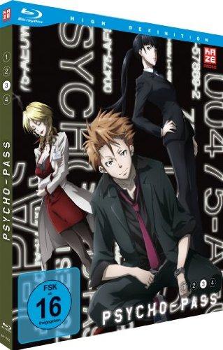 Psycho-Pass, Volume 3 - Blu-ray