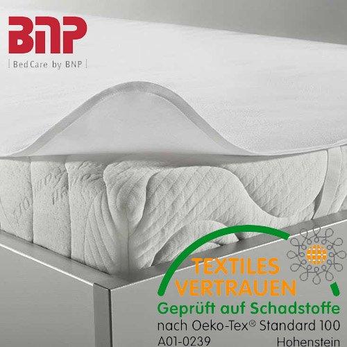 BNP Vierjahreszeiten Nässeschutz Matratzenauflage duo-protect 100X200 CM thumbnail